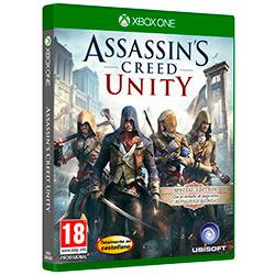 "XBOX ONE ASSASSIN""S CREED UNITY"