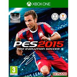 XBOX ONE PRO EVOLUTION SOCCER 2015 ED.