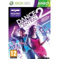 XBOX360 DANCE CENTRAL 2