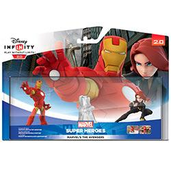 DISNEY INF. 2,0 PLAYSET PACK VENGADORES
