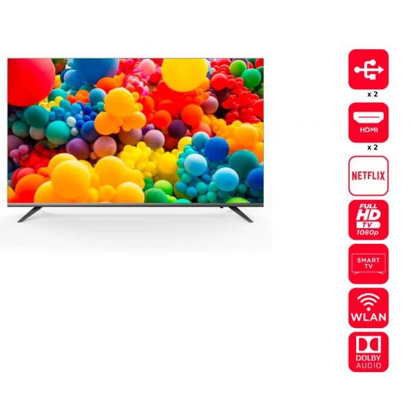 "TV LED 40"" FULL HD SMART TV AIWA"
