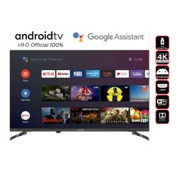 "TV LED 50"" UHD 4K SMART TV ANDROID 9.0"