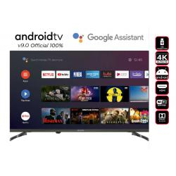 "TV LED 55"" UHD 4K SMART TV ANDORID 9.0"