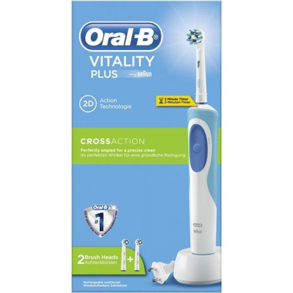 CEPILLO DENTAL ORAL D12 VITAL.PLUS BRAUN