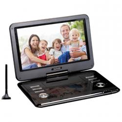 "DVD PORTATIL 11.5"" C/SINTONIZ. TV DVB-T2"