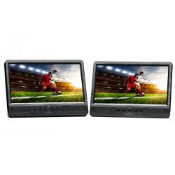 "DVD PORTATIL 10.1"" DOBLE PANTALLA DENVER"