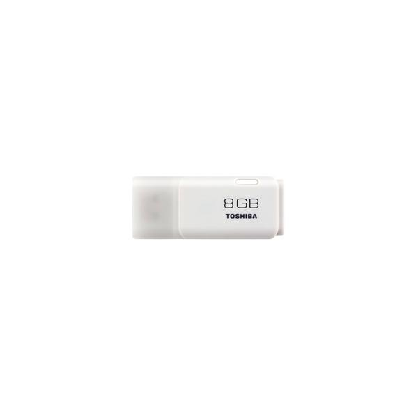 PENDRIVE USB TOSHIBA 8GB BLANCO 2.0