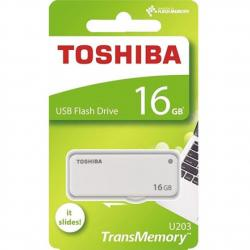 PENDRIVE USB TOSHIBA 16GB BLANCO 2.0 226