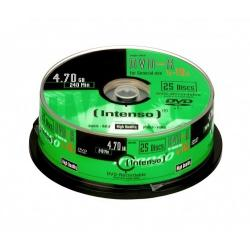 DVD-R 4,7GB 16X TARRINA DE 25 INTENSO