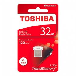 PENDRIVE MINI ULTRAFIT 32GB TOSHIBA
