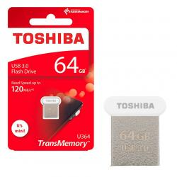 PENDRIVE MINI ULTRAFIT 64GB TOSHIBA