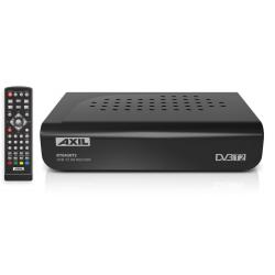 TDT AXIL RT0420T2 DVB T2-HD-PVR