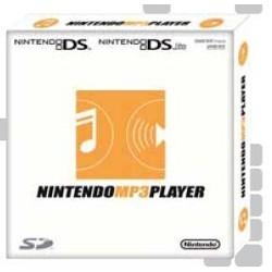 GB.D.S MP 3 PLAYER NINTENDO