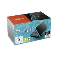 CONSOLA NEW 2DS XL NEGRO / TURQUESA