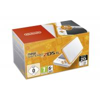 CONSOLA NEW 2DS XL BLANCO / NARANJA