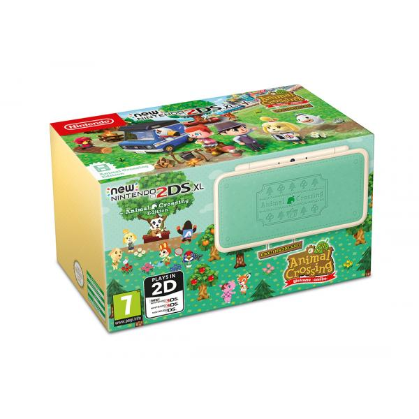 CONSOLA NEW 2DS XL E.D.ANIMAL+ANIMAL CR