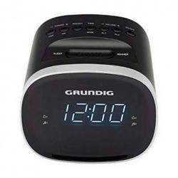 RADIO RELOJ DESPERTADOR BLUETOOTH GRUNDI