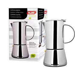 CAFETERA INOX  EXPRESS  ESSENTIAL 10T. IBILI