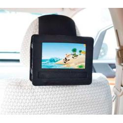 "DVD PORTATIL 9"" NEGRO SD, USB INNOVA"