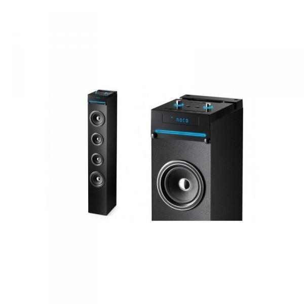ALTAVOZ TORRE BLUETOOTH CD SD/USB 40W INNOVA