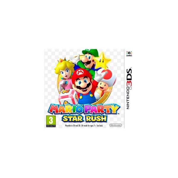 GB.3D MARIO PARTY STAR RUSH
