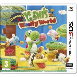 GB.3D POOCHY YOSHIS WOOLLY WORLD