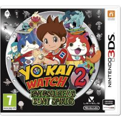 GB.3D YO KAI WATCH 2: FANTASQUELETOS