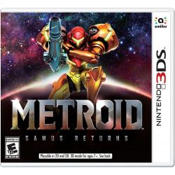 GB.3D METROID SAMUS RETURNS