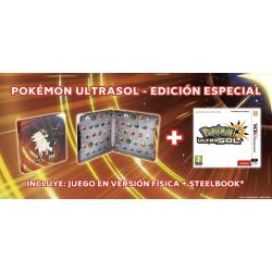 GB.3D POKEMON ULTRA SOL ED. ESPECIAL