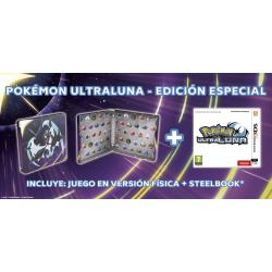 GB.3D POKEMON ULTRA LUNA ED.ESPECIAL