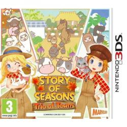 GB.3D STORY OF SEASONS: TRIO OF TOWN