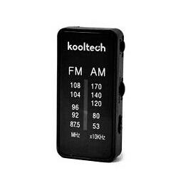 RADIO BOLSILLO AM/FM CPR149 KOOLTECH