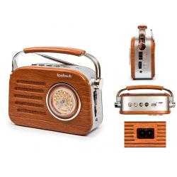 RADIO RETRO JAZZ USB KOOLTECH