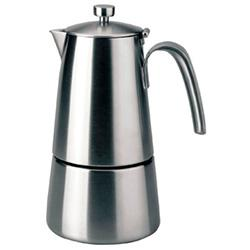 CAFETERA EXPRES H.LUXE INOX LACOR