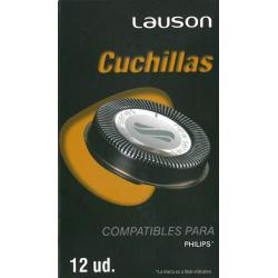 RODILLOS HQ8 CAJA 12 COMPATIBLE PHILIPS