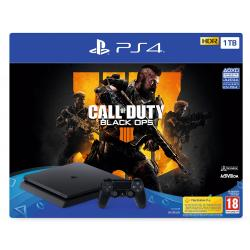 CONSOLA PS4 1 TB + CALL OF DUTY: BLACK OPS 4