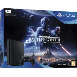 CONSOLA PS4 1TB + STAR WARS
