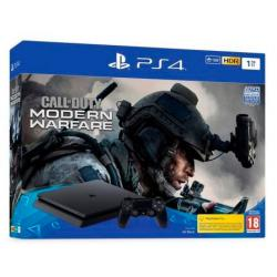 CONSOLA PS4 1TB + CALL OF DUTY