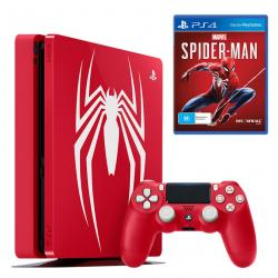 CONSOLA PS4 1TB EDICION E + SPIDERMAN