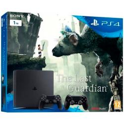 CONSOLA PS4 1 TB + 2 DUAL SHOCK + THE LAST GUARDIAN