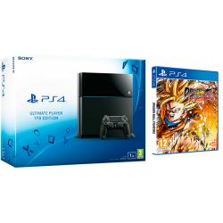 CONSOLA PS4 1TB+DRAGON BALL FIGHTERZ/BLA