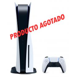 CONSOLA PS5 CON LECTOR BLUE-RAY