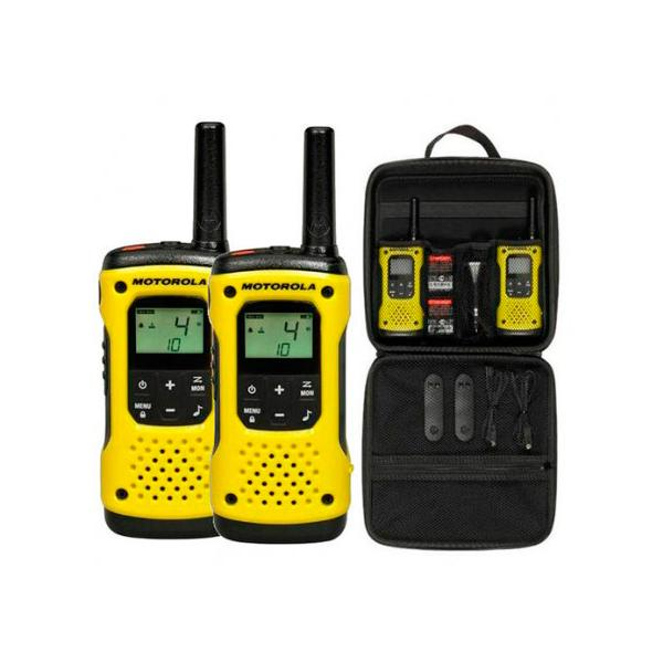 WALKIE TALKIE T92 10 KM 16 CANALES IP67