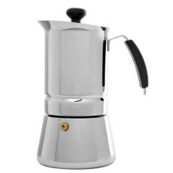 CAFETERA INOX ARGES-4 T.OROLEY