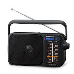 RADIO PANASONIC RED Y PILAS AM/FM