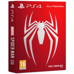 PS4 MARVEL´S SPIDERMAN SPECIAL EDITION