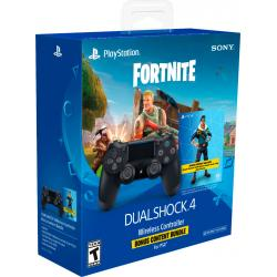 PS4 DUAL SHOCK + FORTNITE VCH 2019
