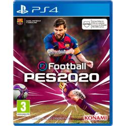PS4 EFOOTBALL PES2020