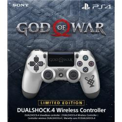 PS4 MANDO DUAL SHOCK GOD OF WAR