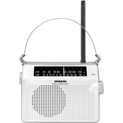 RADIO FM/AM PORTATIL DISEÑO SANGEAN